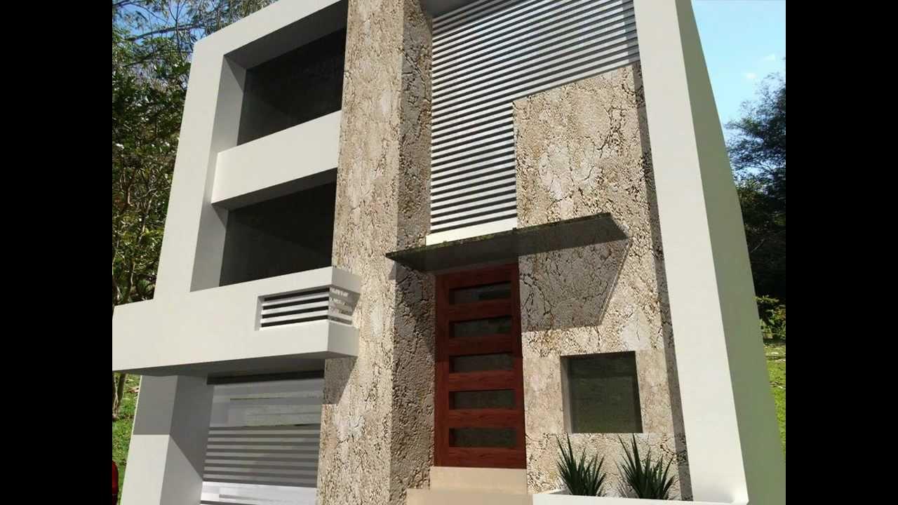 Apartamentos xalapa veracruz mexico youtube for Edificios modernos minimalistas