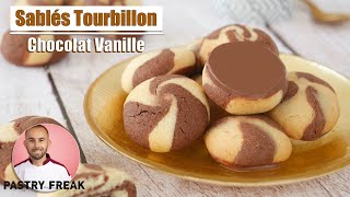 BISCUITS SABLÉS - Vanille Chocolat