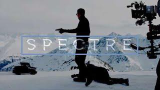 007: Спектр / ТРЕЙЛЕР / Первые кадры нового фильма о Джеймсе Бонде