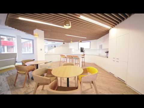 Tétris creates Cemex IT Hub in Prague