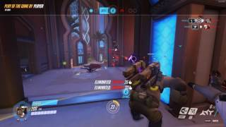 Genji POTG For 150 Subs (sorry for background noise xd)