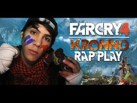 FAR CRY 4 RAP KRONNO // LETRA KARAOKE E INSTRUMENTAL