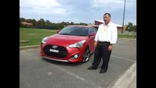 Hyundai Veloster SR Turbo first drive part 1.mp4 смотреть