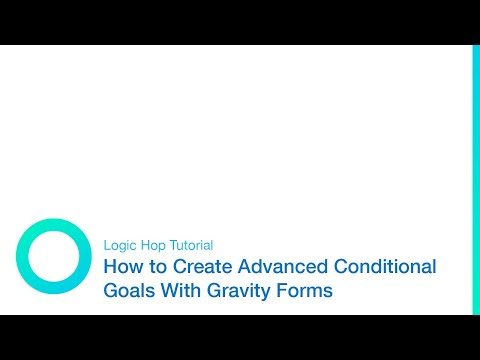 How to Create Advanced Conditional Goals With Gravity Forms thumbnail