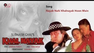 Nayak Nahi Khalnayak Hai Tu (MALE) - Khalnayak | Kavita Krishnamurthy & Vinod Rathod HD