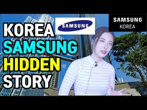 Korea SAMSUNG HIDDEN STORY