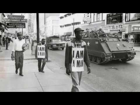 Day of Remembrance for Memphis Sanitation Workers