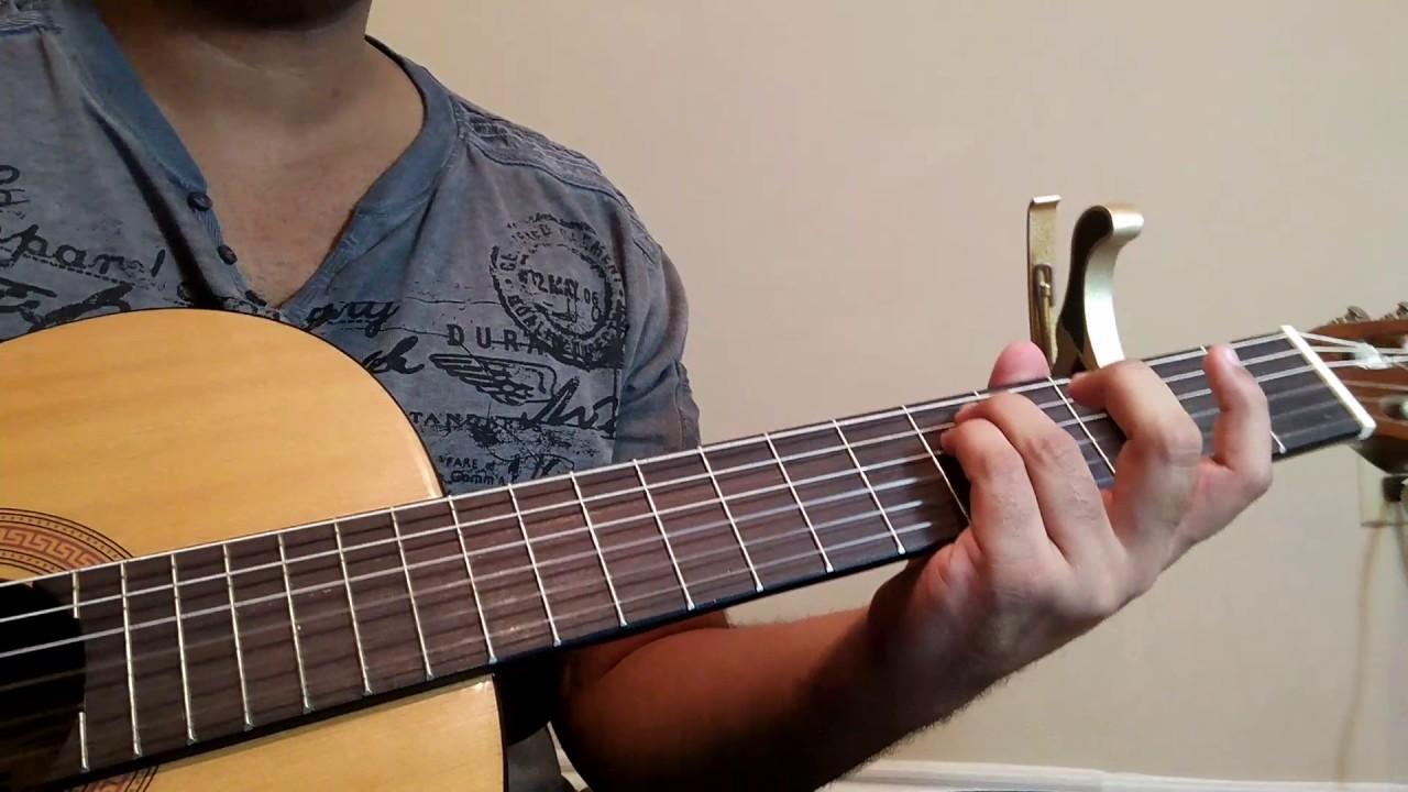 Sapna Jahan : Brothers : Sonu Nigam :Neeti Mohan : Guitar Cover Lesson - YouTube