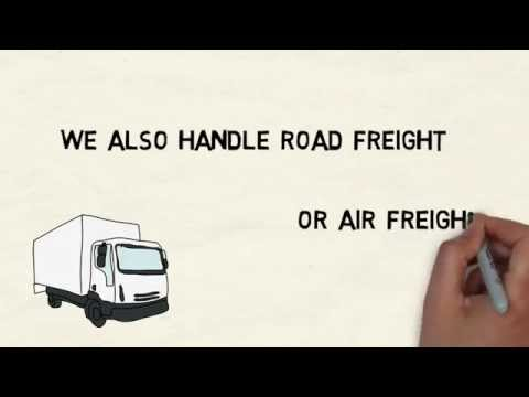 Freight Shipping from Shenzhen to the UK?