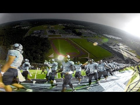 High School Football Pigskin Show 2015---Camden vs Colquitt