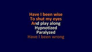Natalie Merchant - Carnival - Karaoke Instrumental Lyrics