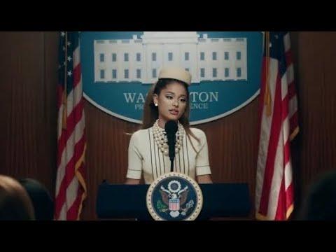 Ariana Grande - positions (clean version)