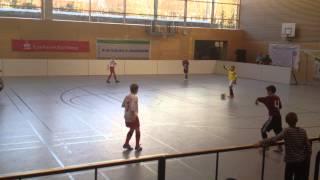 Finale SSV Jahn - 1. FCN (U12), Feucht 09.02.14