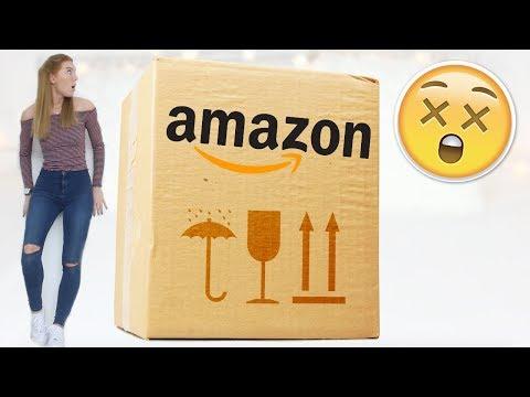 AMAZON schickt mir ein geheimes XXL PAKET! 😲 Was ist drin? 😳 | LauraJoelle