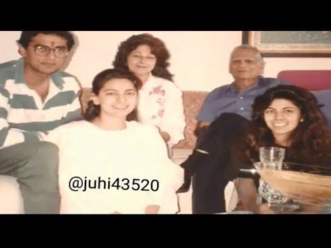 Family Juhi Chawla Bollywood Old star Juhi Chawla photo & bio