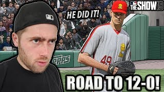 CLUTCH PITCHING!! MLB THE SHOW 19 BATTLE ROYALE