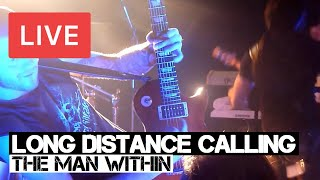 Long Distance Calling - The Man Within Live in [HD] @ The Underworld - London 2013