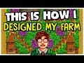 Guide On HOW To Design & Create The PERFECT Farm Layout - Stardew Valley 1.3