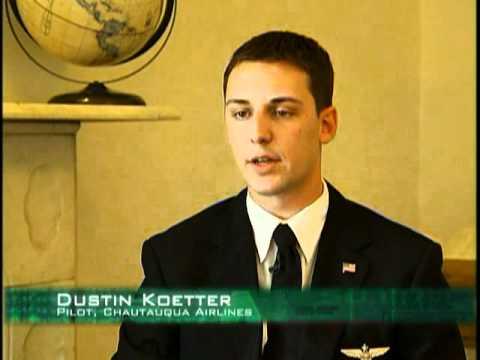 Indiana State University - Aviation Technology Major (Long Video)