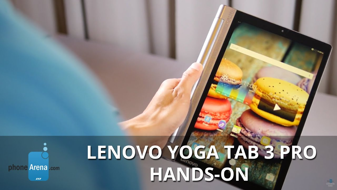 Lenovo Yoga Tab 3 Pro Review (Tablet with DLP Projector) - Tablet .