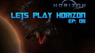Horizon New 4x Strategy Space Game From L30 EP: 8