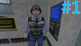 Half Life: Blue Shift | Gameplay | Part 1 - จุดเริ่มต้น ของนายรปภ.สุดหล่อ