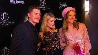 Періс Гілтон дала DJ-сет та завітала на відкриття «Гранд готелю» у Львові