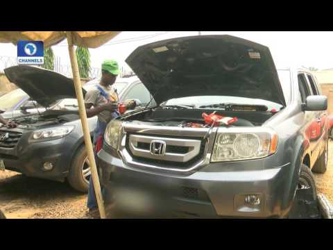 Community Report: Graduates Redefine 'Automobile Mechanic' Profession Pt 2
