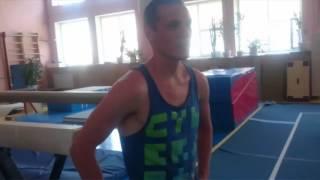 Обучение спортивной гимнастики Сальто Чувашии