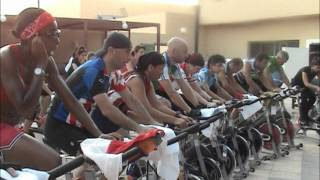 Fitness Challenge day (SPINNING®) part 2