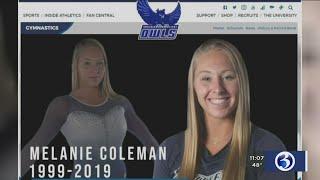 Video: CSU student dies following gymnastics training accident