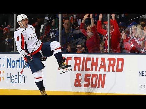Овечкин раздирает НХЛ! В погоне за Уэйном Гретцки