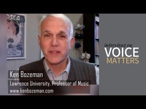 Interviews on Voice Matters: Episode #10 with Ken Bozeman
