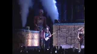 Iron Maiden - Live in Porto Alegre 2008 [Full concert] high quality bootleg