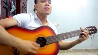 [Guitar Cover] NHƯ NGÀY HÔM QUA (Sơn Tùng MTP) Hợp âm màu★Tú Hoàng Guitar★