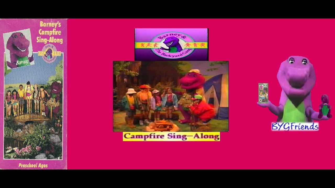 Barney & the Backyard Gang Episode 5: Campfire Sing-Along ...