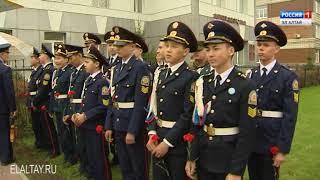 Дань памяти погибшим на фронтах Великой Отечественной
