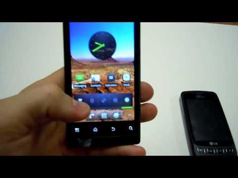 Motorola Triumph vs Lg Optimus V (part 2)