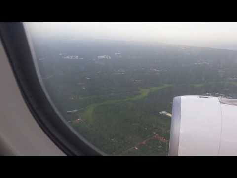 sri Lankan airline Riyadh to Colombo 2 landing