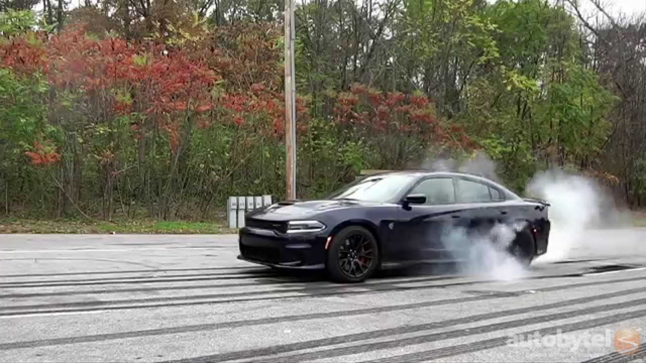 Dodge Charger Srt Hellcat First Drive Track Test Video Review