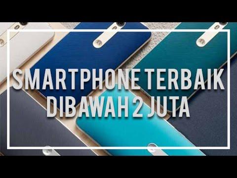 5 Smartphone Android Terbaik dibawah 2 juta