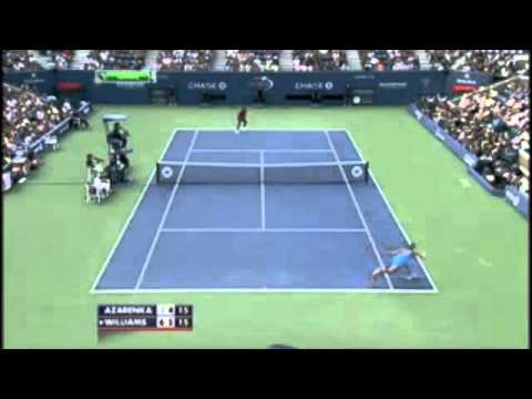 "Serena and Venus- ""Come On!"" Highlights- 2011/2012"
