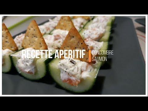 apéritif-1(rapide):-recette-de-concombre-avec-de-la-ricotta-,-saumon-fumée-et-aneth