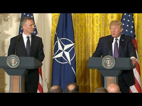 Trump: NATO no longer obsolete