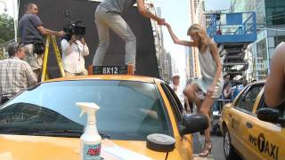 making of DKNY women Thumbnail