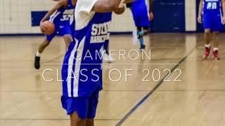 Cameron's Basketball Highlights
