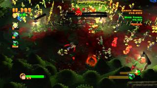 Burn Zombie Burn - PC Gameplay in 1080P