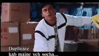 Клипы Шахрукх Кхан Джухи чавла
