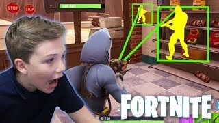 THESE HACKERS ARE CRAZY!!! WHEN HACKERS PASS THE BOUNDARIES AT FORTNITE!!!