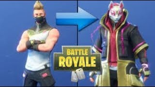 JE STUNT SUR FORTNITE